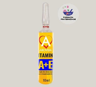 Ampola Vitaminas A+E 10 ml