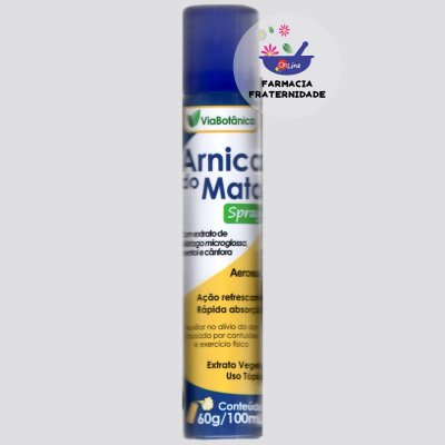 Arnica Do Mato Spray 100 ml