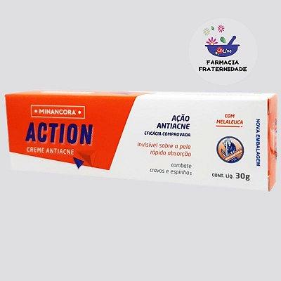 Creme Antiacne Action com Melaleuca 30 g