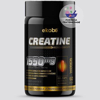 Creatine 1550 mg 60 Cápsulas