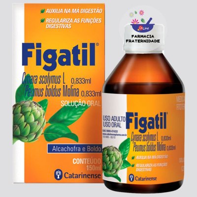 Figatil Liquido 150 ml