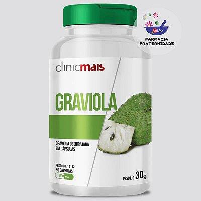 Graviola 500 mg 60 Cápsulas