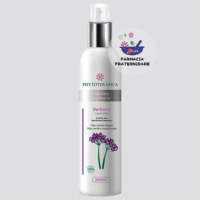 Água Floral de Verbena (Hidrolato) 200 ml