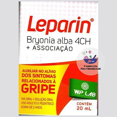 Leparin Gotas 20 ml