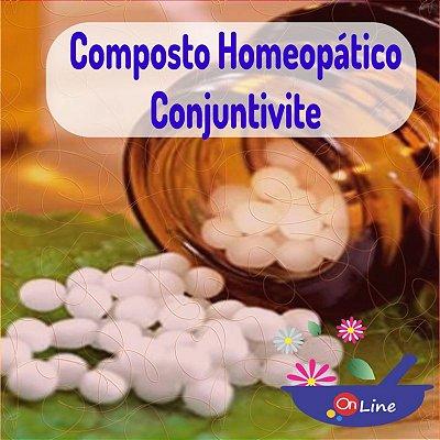 Composto Homeopático Conjuntivite 24g