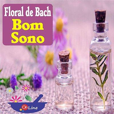Floral de Bach - Bom Sono 30 ml