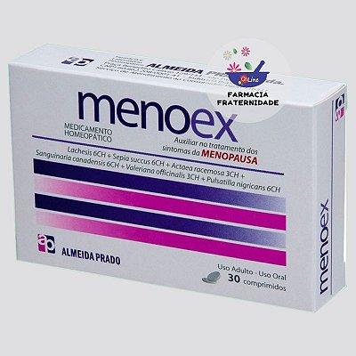 Menoex 30 Comprimidos