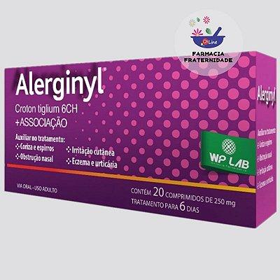 Alerginyl 250 mg 20 Comprimidos