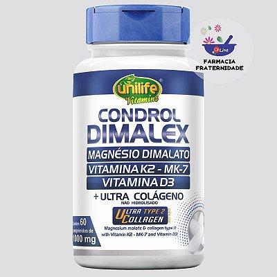 Condrol Dimalex 1000 mg 60 Comprimidos
