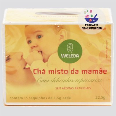 Chá Misto da Mamãe 15 Sachês