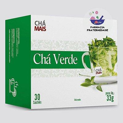 Chá Verde 30 Sachês