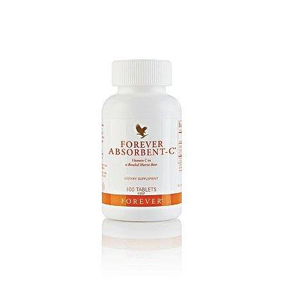 Absorbent C (Vitamina C - Aveia, Mel e Mamão papaia)