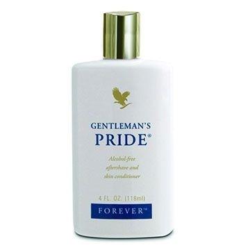 Gentlemans Pride (pós barba a base de aloe vera)