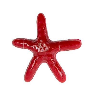 Presilha Estrela do Mar Vermelha