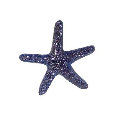 Presilha Estrela Encantada Roxa