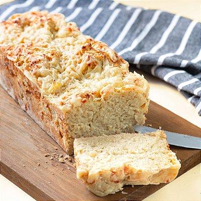 Pão Artesanal de Parmesão Sem Glúten - 365g