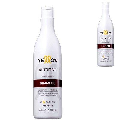 Shampoo Tratamento Nutritição Revitalizador Cabelos Secos