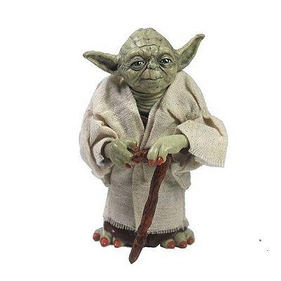 Boneco Colormix Mestre Yoda Star Wars Colecionável