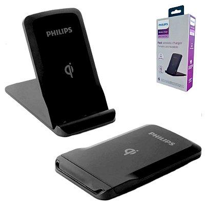 Base Carregador Indução Sem Fio Wireless Android Iphone 10W