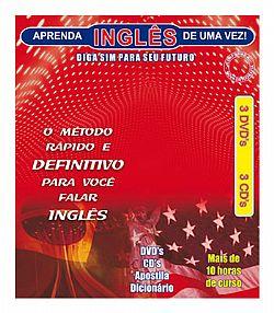 Curso Aprenda Inglês de Uma Vez