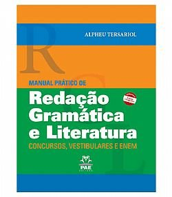 Manual Prático de Redação, Gramática e Literatura