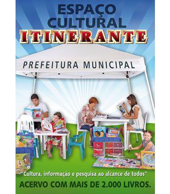 Espaço Cultural Itinerante