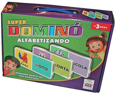 Super Dominó Alfabetização