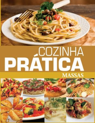 Cozinha Prática - Massas