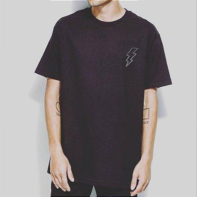 Camiseta Haze Wear Classic Bolt Preta