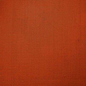Tecido Tricoline Liso Terracota