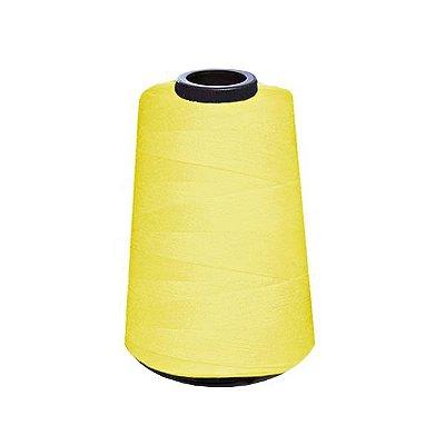 Linha Para Costura Fio 80 Amarelo