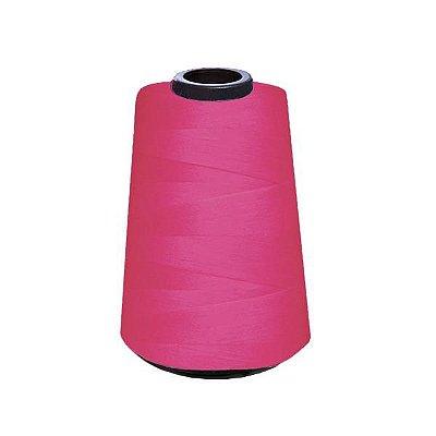 Linha De Costura Fio 80 Rosa Pink