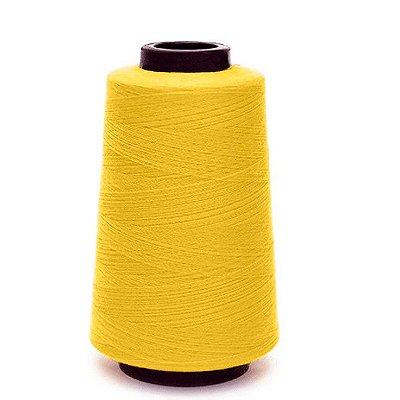 Linha De Costura Fio 120 Amarelo