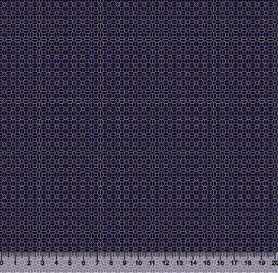 Tecido Tricoline Azul Marinho 3745-05