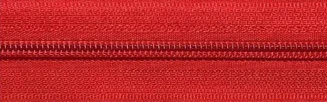 Zíper Nº 5 Vermelho V2184-1018