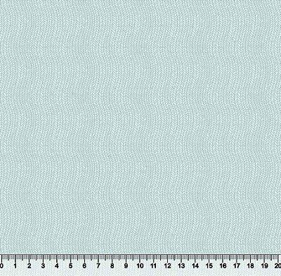 Tecido tricoline textura onda