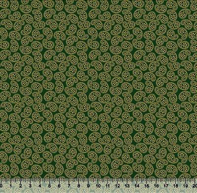 Tecido Tricoline Cachemir 6057