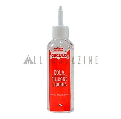 Cola de Silicone Líquida 50g