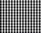 Tecido tricoline Fio Tinto Mini Xadrez Preto