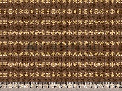 Tecido tricoline Mini Mandala