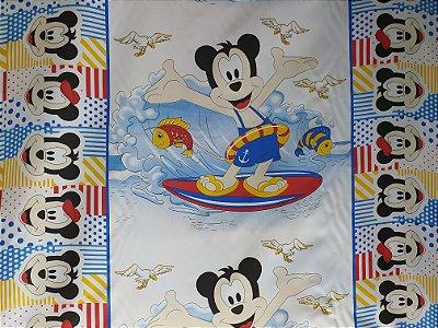 Tecido Oxford Mickey