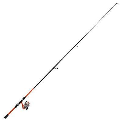 Kit de Pesca Okuma Vibe 2.10m 2P - Laranja