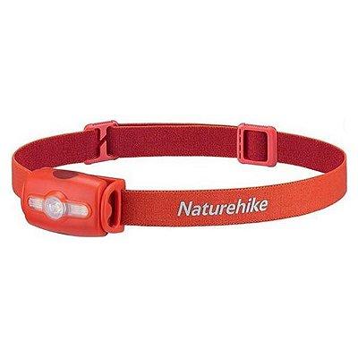 Lanterna de Cabeça Recarregável Naturehike Outdoor Running