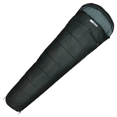 Saco de Dormir com Aquecedor Azteq Heat 7°C 18°C - Preto
