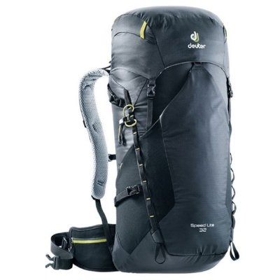 Mochila Deuter Speed Lite 32L - Preto