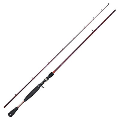 Vara Saint New Carbon 582BC Tech 8-20lb 1.73m (Carretilha)