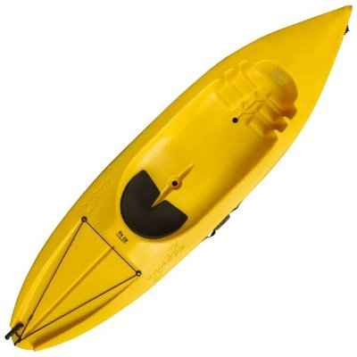 Caiaque Individual Caiaker Lambari - Amarelo