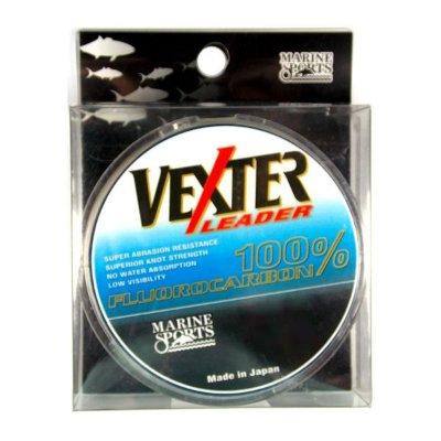 Linha Fluorocarbon MS Vexter 50m - 77lbs 0.81mm