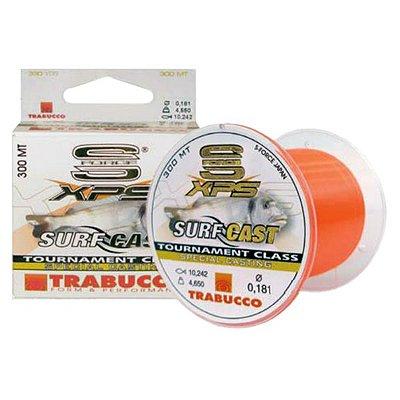 Linha Trabucco XPS Surf Cast 300m 0.20mm Laranja