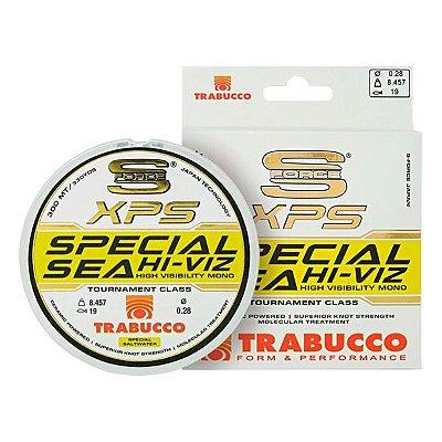 Linha Trabucco XPS Special Sea Hi-Viz Branca 300m - 0.18mm
